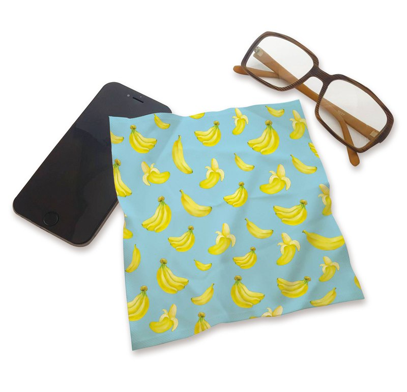 (Universal cloth) Taiwan series printed banana ll wipe