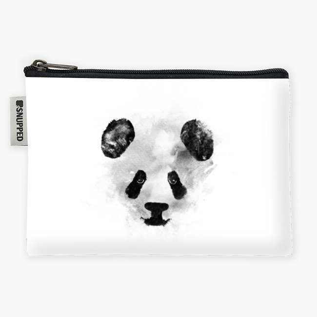 Snupped Zipper - Accessories Pouch - Panda