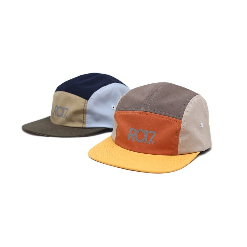 Filter017 Fortitude 5-Panel Cap colorful hit the five-part hat