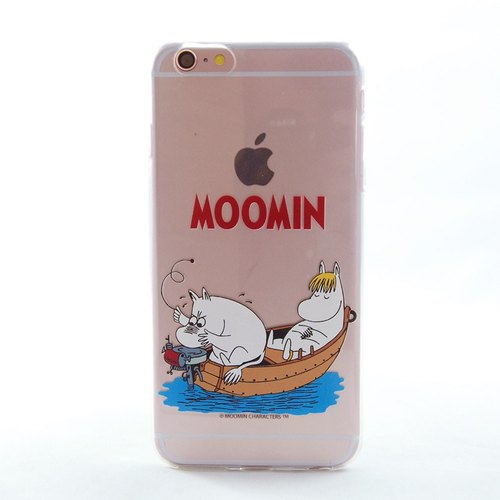 "Moomin Moomin authorized -TPU phone case: [children] can cozy ""iPhone / Samsung / HTC / ASUS / Sony / LG / millet / OPPO"""
