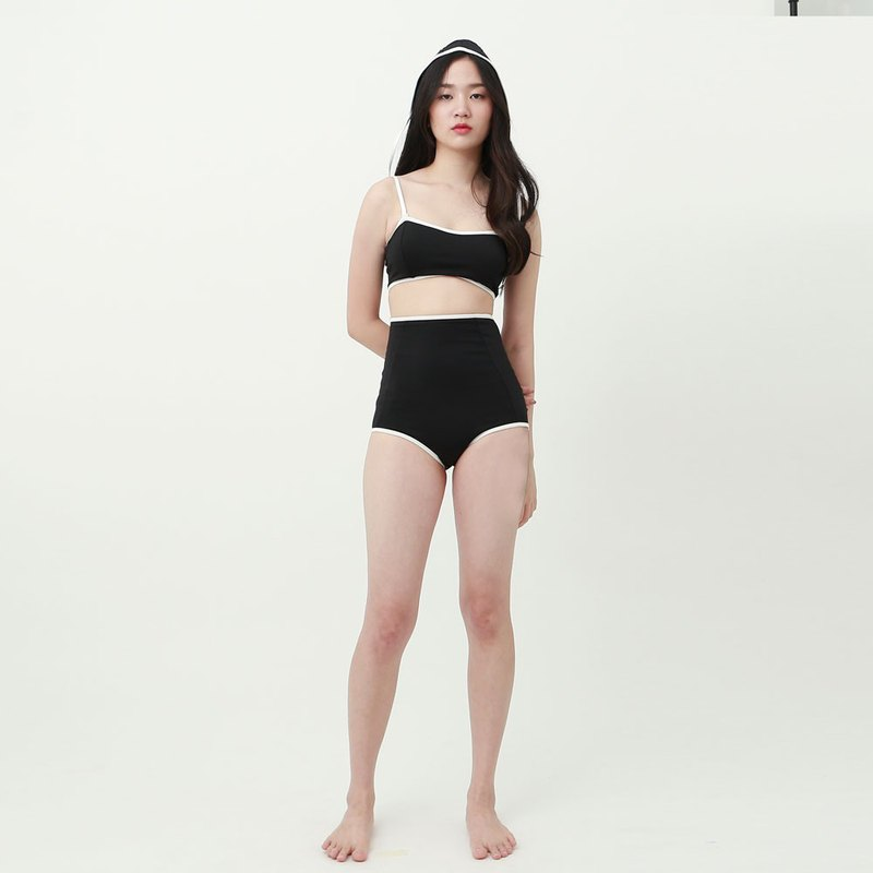 Aprilpoolday Swimwear / CAPSULE ORIGINAL / Black / M