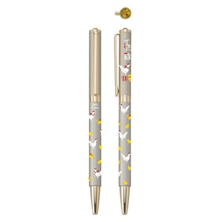 【IWI】Candy Bar Year of Rooster 0.7mm ball pen(IWI-9S521-Rooster)
