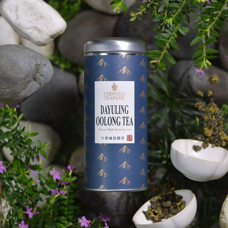 Dayulin Oolong Tea - Premium Taiwan High Mountain Tea