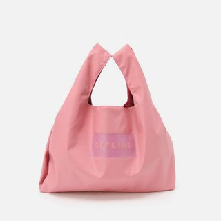 / Offline / off line Psychedelic Tote (Powder)