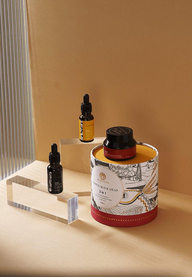 抗痘調理 ∣ 黑頭粉刺三步驟  海外熱銷破萬套