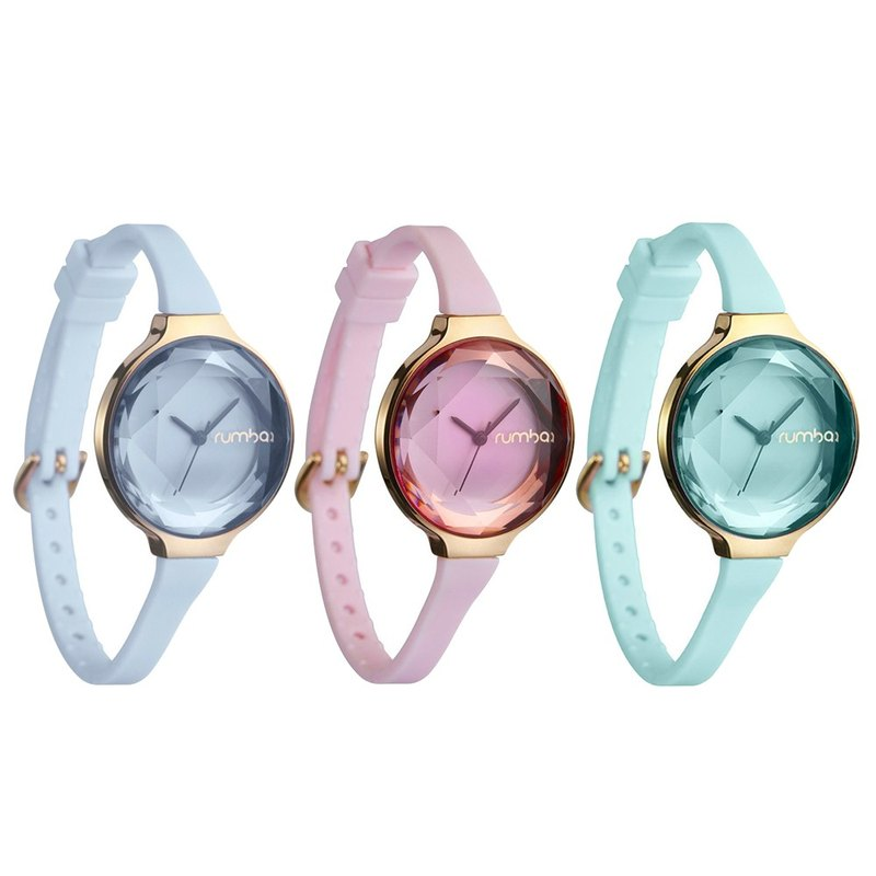 {Rumba Time} New York fashionable watch brand Orchard Gem