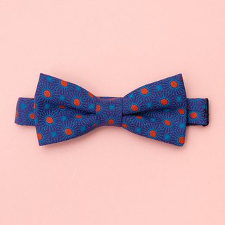 RED DOT BOW TIE
