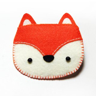 Hairpin - Fox Julie Handmade