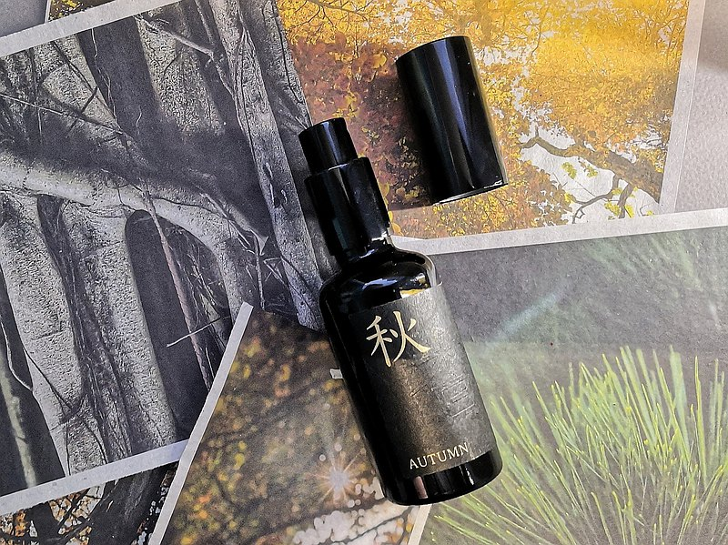 秋 - 限量版淡香水 • 天然香水 50ml
