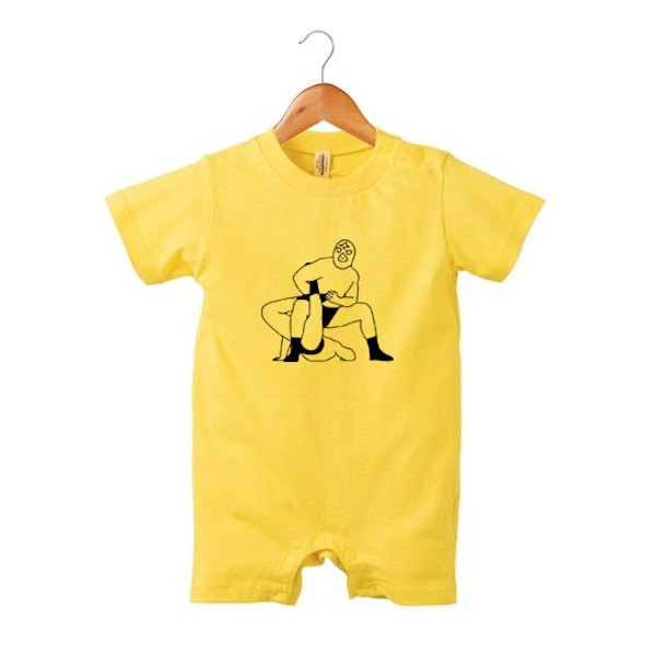 Scorpion consolidation romper