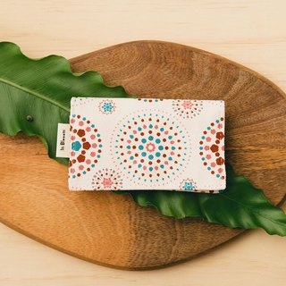 Business Card Holder / Firework / Gorgeous Pink
