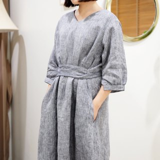 Lady Martha Dress : Grey