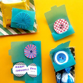 Greeting card/Buttons