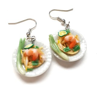 Thaifood 4 earring pat thai