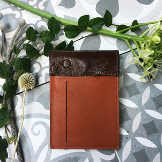 Professional handmade - handmade leather business card holder (10)