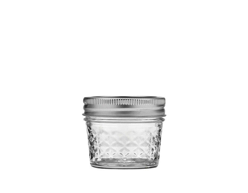 Ball Mason Jars - Ball Mason Jar 4oz Bowl Narrow Can (12inches)