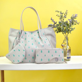 goody bag -Tote and Wallet