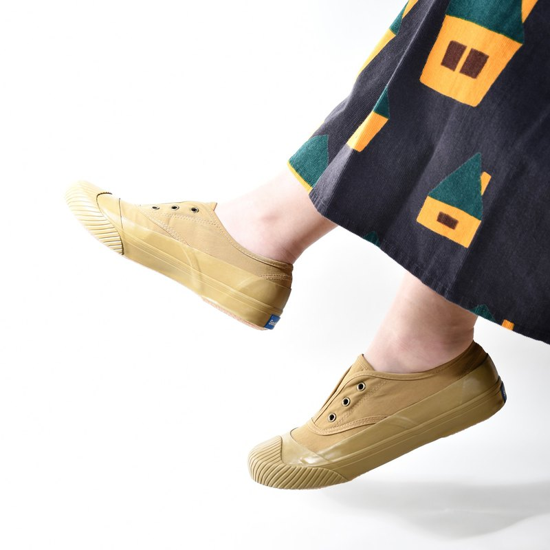 Rainy day is not afraid of waterproof shoes 30% off free / imperfect appearance / FREE+ / casual shoes / earth yellow