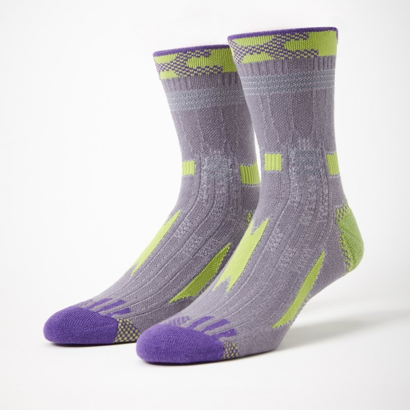 ADSU Shark Purple socks