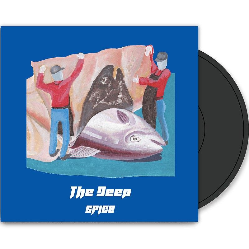 TINYL 香料Spice The Deep 3吋黑膠唱片