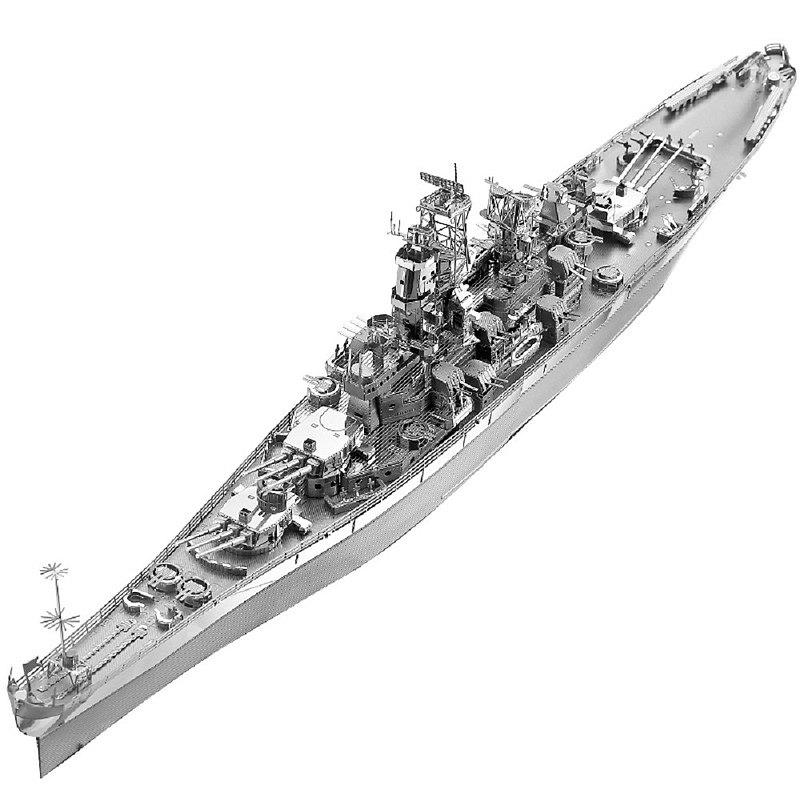 密蘇里號戰列艦
