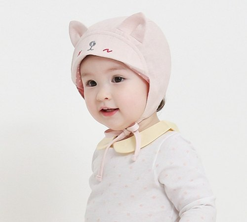 Happy Prince Shana Baby visor sense of cool linen blends in Korea