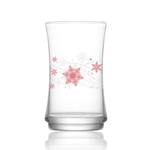 LAV Star designed glass cup