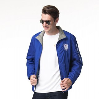 Sporty wind golf cotton jacket Christmas exchange gift