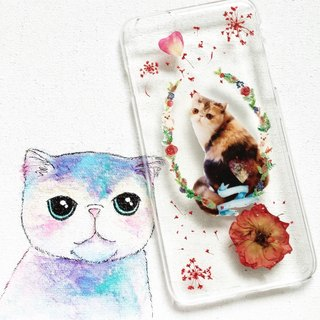 House of Cats Limited-edition Jojo Floral Handmade iPhone 6 / 6s Plus case