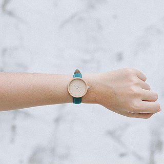 Wood Collection | Minimalist Handmade Watch Made of Wood – Lake