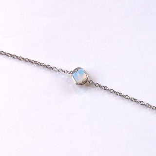 【Hope and Independence】Opal - Stainless Steel Bracelet
