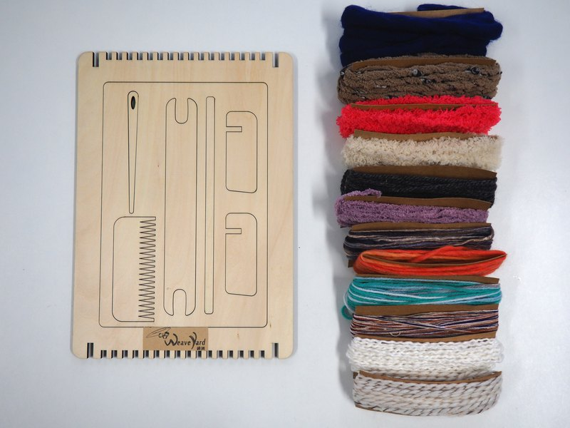 DIY Weaving Kit Set for Beginner