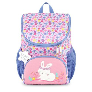 Tiger Family Little Traveller Child Decompression Backpack - Bunny Road
