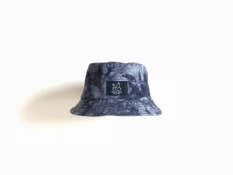 Render gray tone fisherman hat