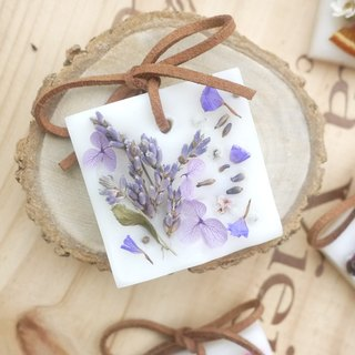 To be continued | fragrant lavender fragrance candle sheet small brick was dried flowers wedding gift wedding gifts arranged bridesmaid gift home decorations props photography office treatment was smaller spot
