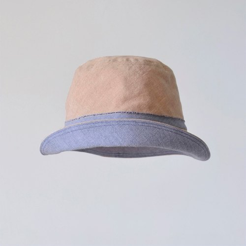 Light reddish brown - rate children's leisure hat
