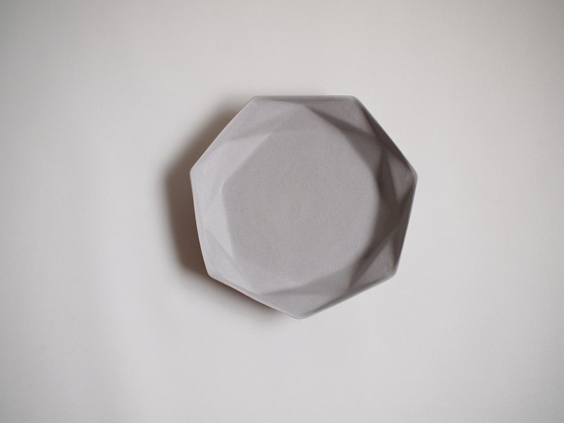 origami smallplate gray