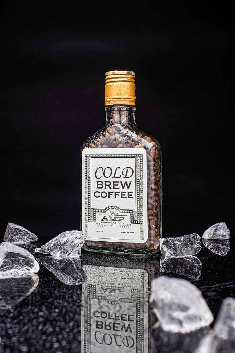 AMP CAFE 單品咖啡豆 (含透明玻璃瓶/蓋)