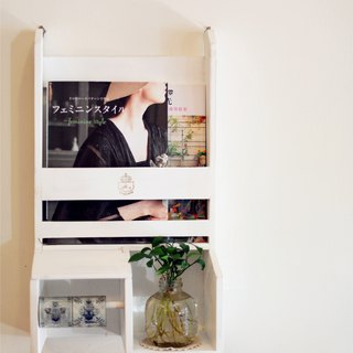 [Good day] fetish grocery zakka magazine racks
