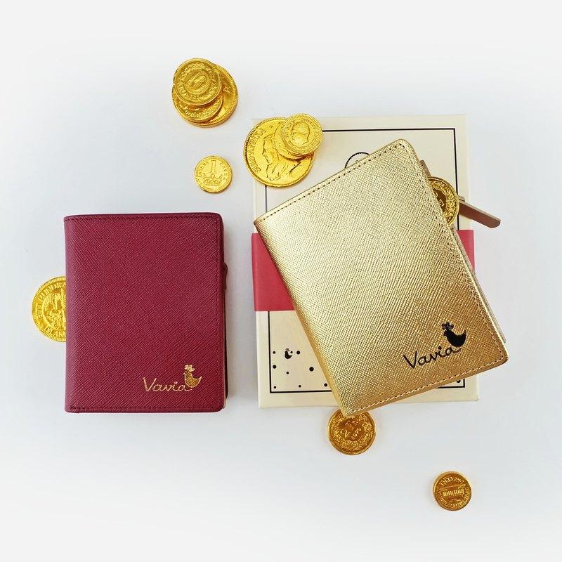 幸運的錢包 - 袖珍書皮2。