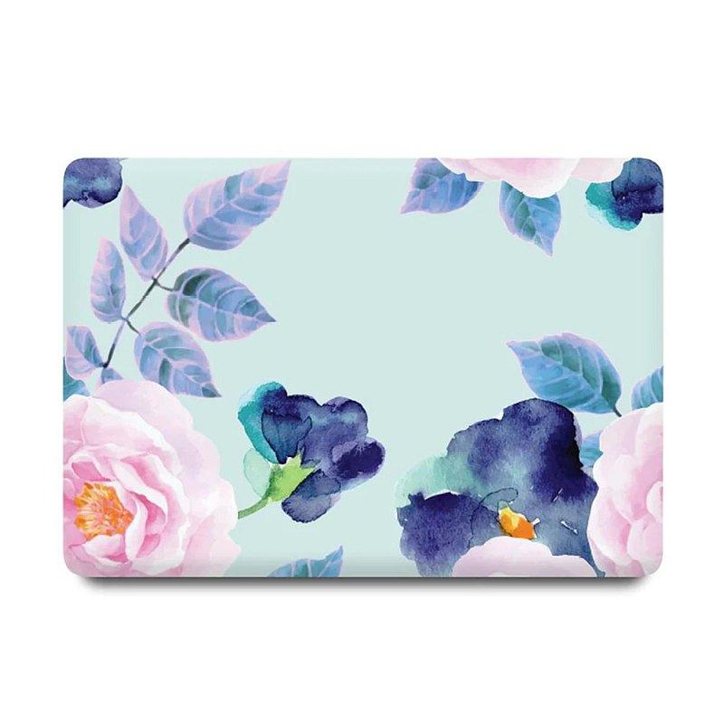 SlickCase 香港 | Floral Paradise MacBook 保護殻