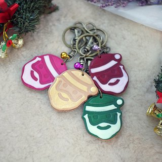 [Christmas limited offer] Santa Claus key ring