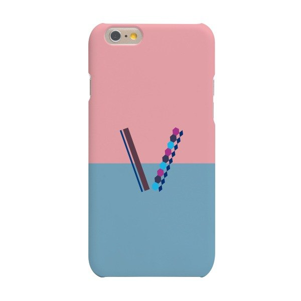 """My STyLE / V"" gentle touch han scratch PhoneCase [custom iphone Samsung LG]"