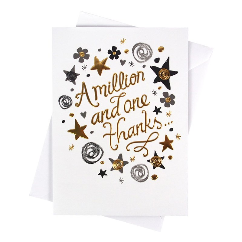 For the most special you [Hallmark-Card unlimited thank you]