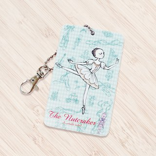 Yizhi Ballet | Nutcracker Sugar Meixianzi Ticket Card Holder/Ticket Set