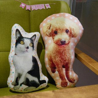 Customized X Pet Pillow / Photo Pillow (30/35cm)