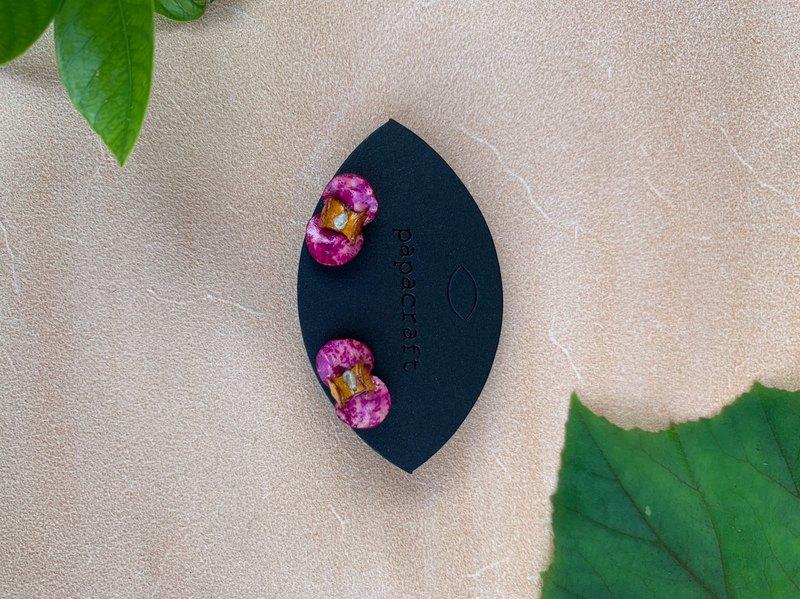 Beya耳環/您的日常/自然設計