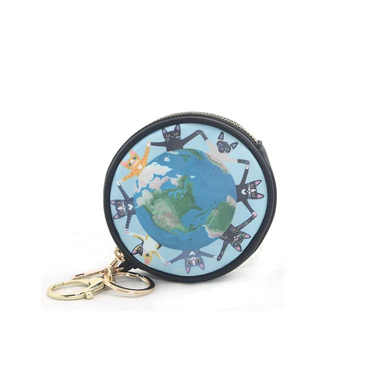 Ashley M - Cats Around the World Coin Purse
