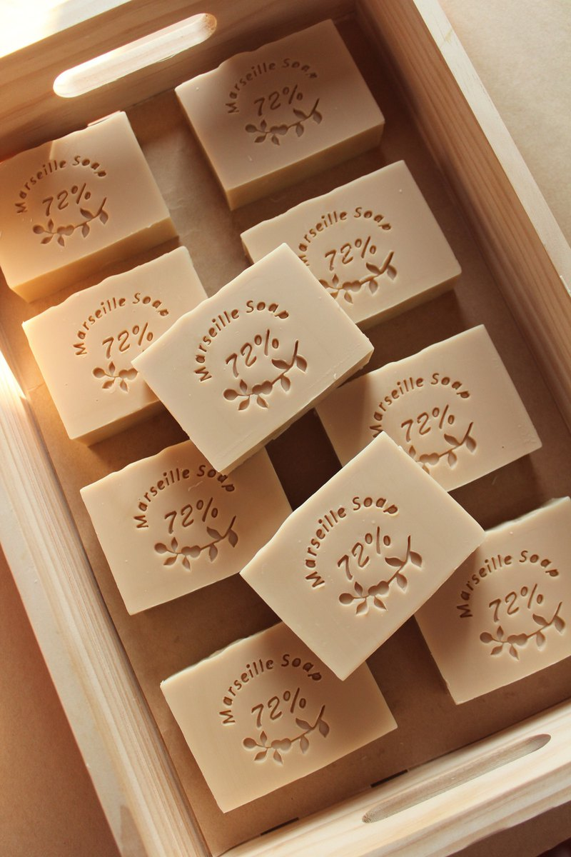 Shea Butter Marseille Soap Moisturizing Skin Milk Soap Natural Floral Notes Essential Oil