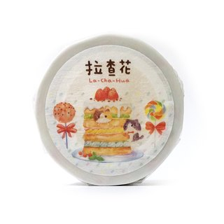 Cat Paper Tape 15mm - Dessert World